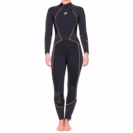 6580c865e2 Divers Discount Florida - Bare Womens 5mm Evoke Full Wetsuit - MAP - High  Quality Diving Equipment at a Discount